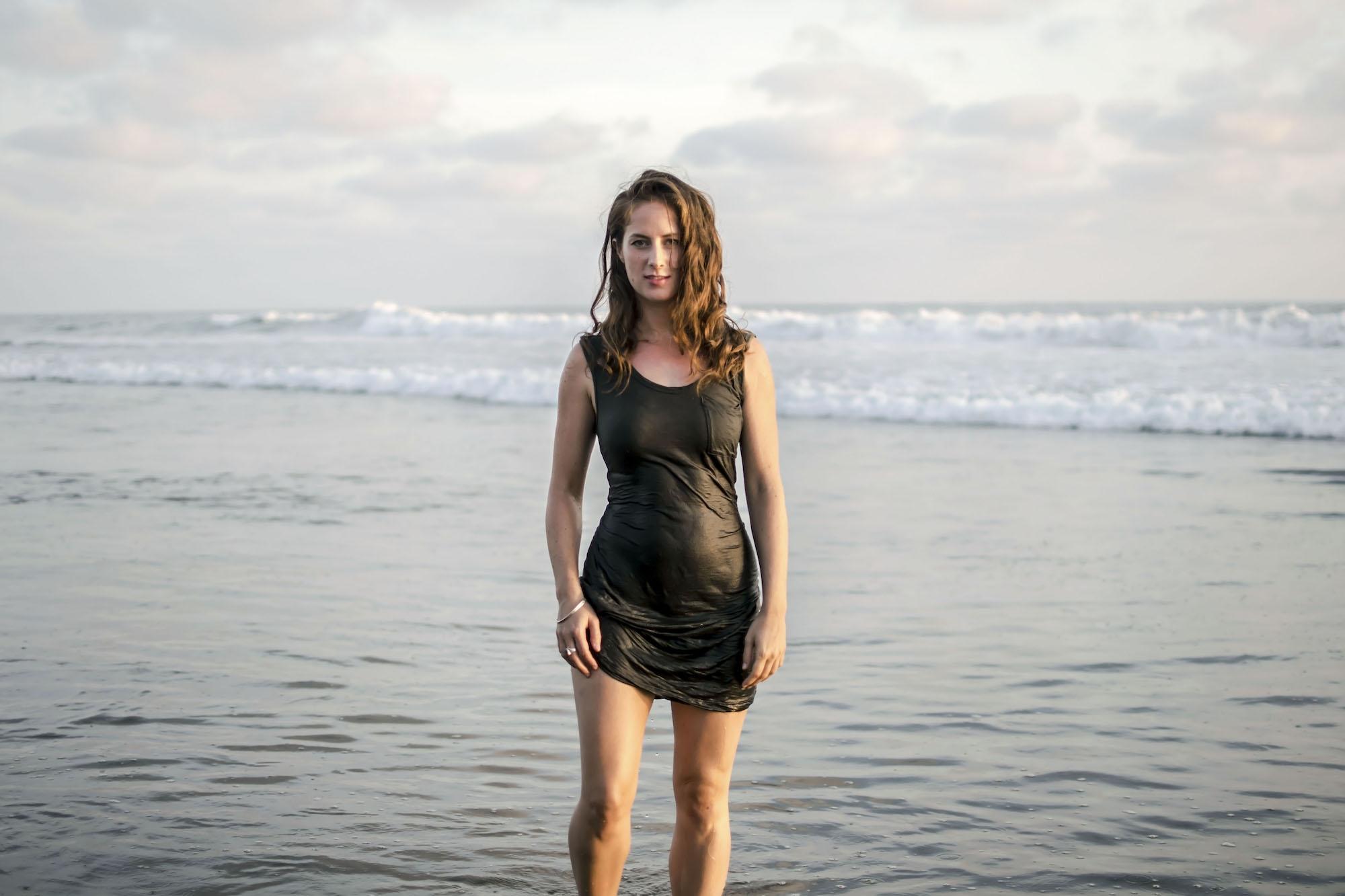 Emma Penelope | Playa Troncones Mexico | LovaLinda Photography