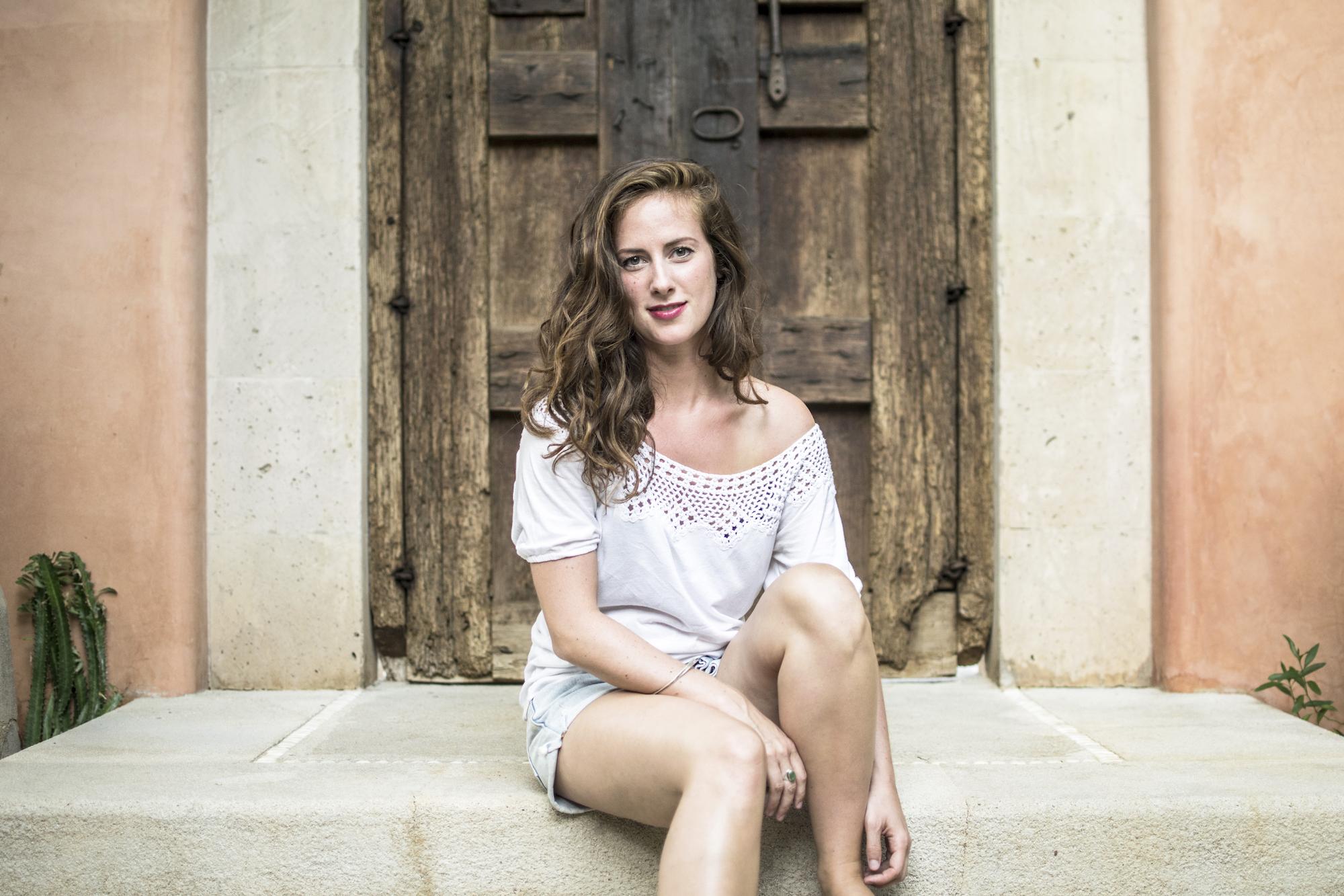 Emma Penelope | Troncones Mexico | LovaLinda Photography Portrait