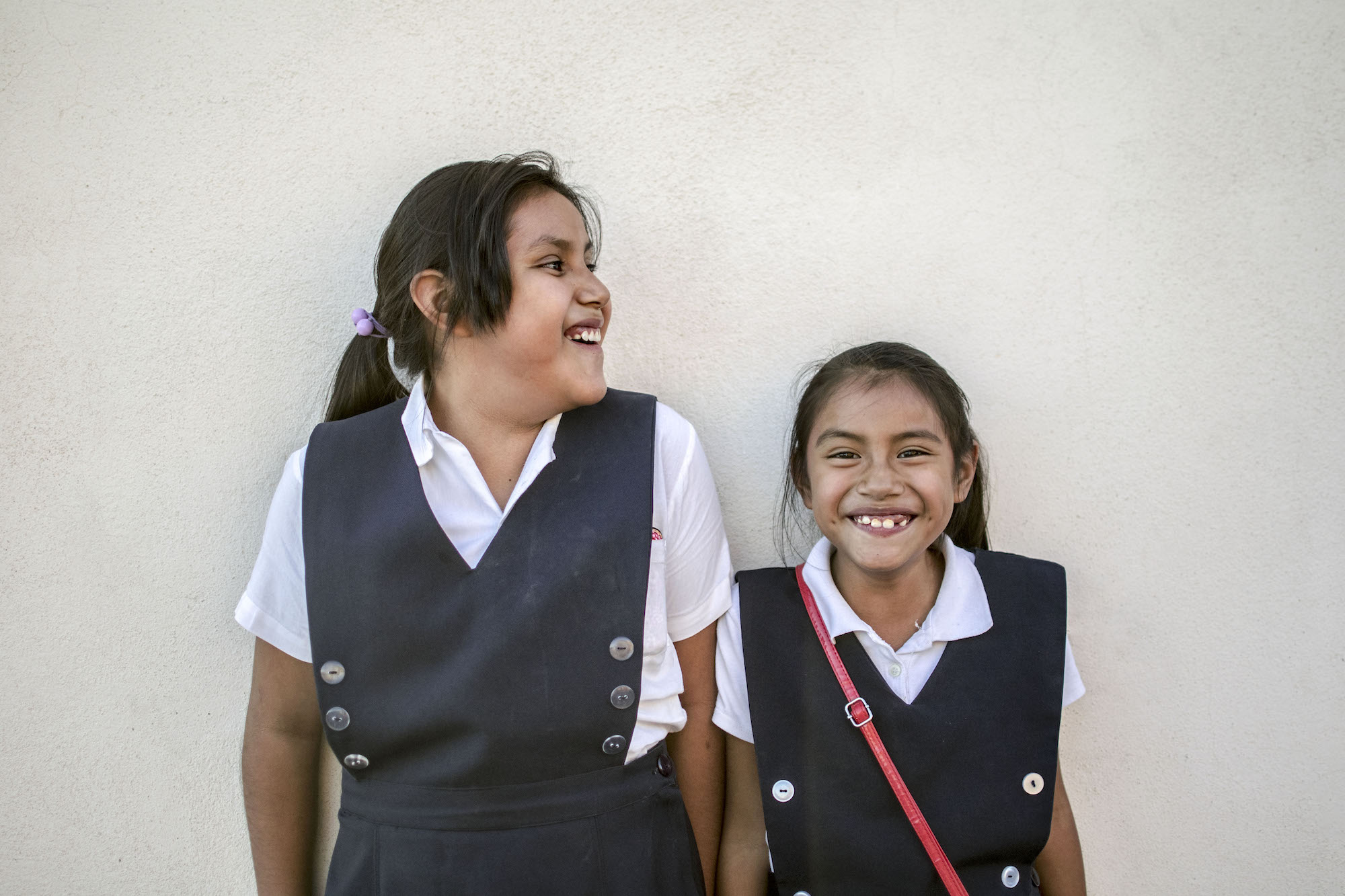 School Girls | Todos Santos | Mexica | Baja California | LovaLinda Photography
