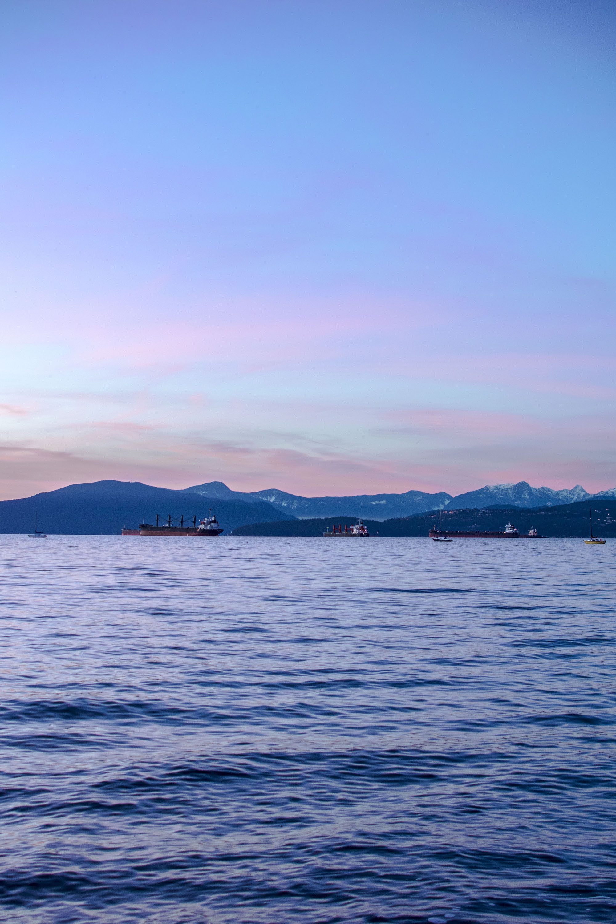 Sunset Vancouver | Canada | LovaLinda Photography