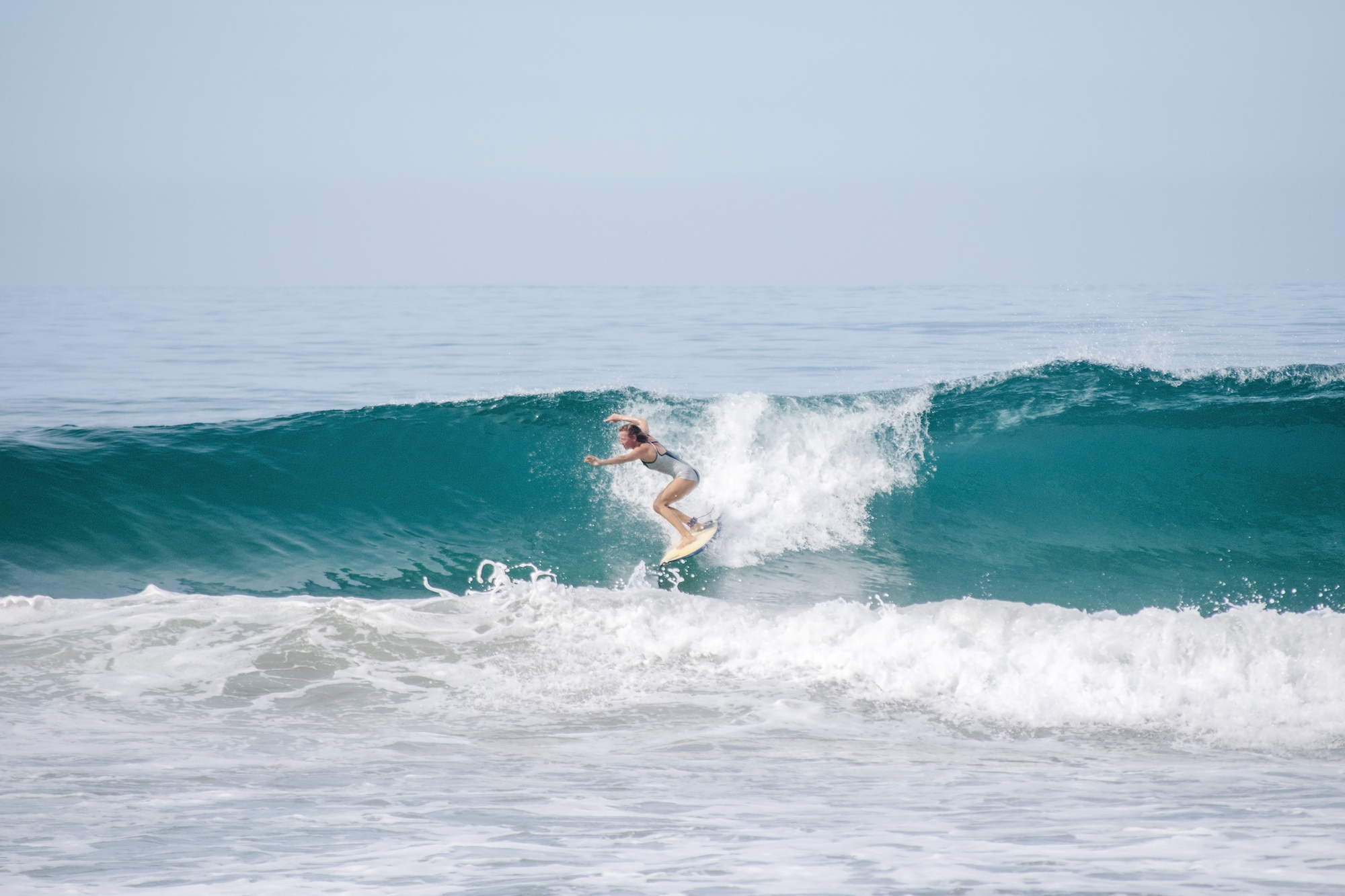 Susan Nelson | Surfer | Troncones Mexico | LovaLinda Photography