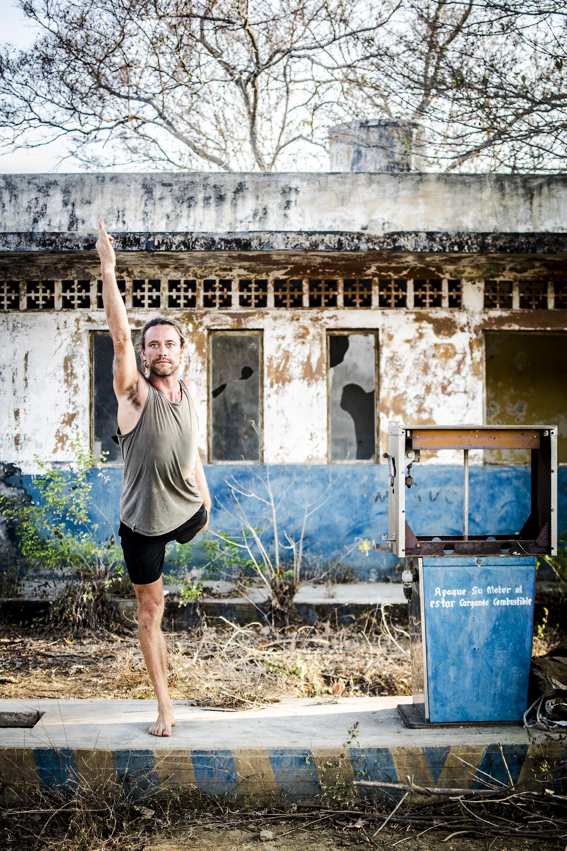 Dagan Beach par LovaLinda | Yoga | Present Moment Troncones | Mexico