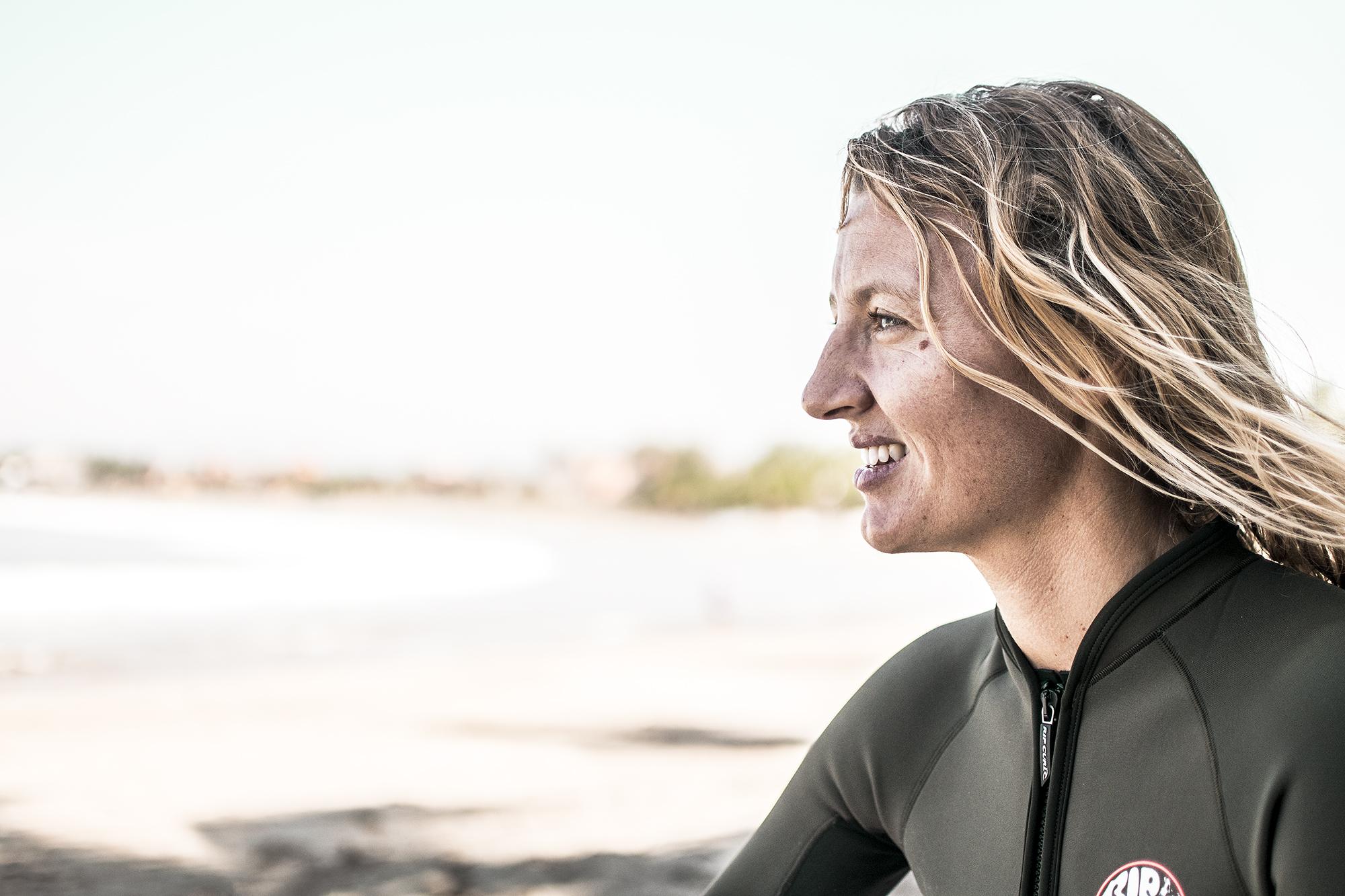 Susan Nelson | Surfer Girl | Saladita  Mexico | LovaLinda Photography
